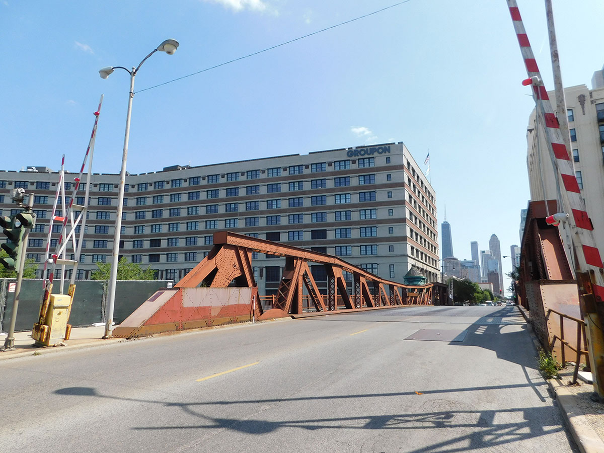 Histories of 44 Vehicular Bridges in Chicago