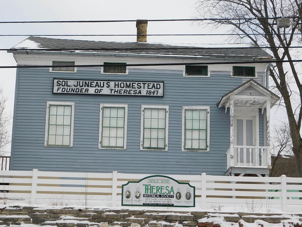Solomon Juneau House